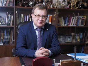 Владимир Молоканов – член Международного совета по сохранению памятников и достопримечательных мест, председатель Нижегородского отделения Российского союза реставраторов